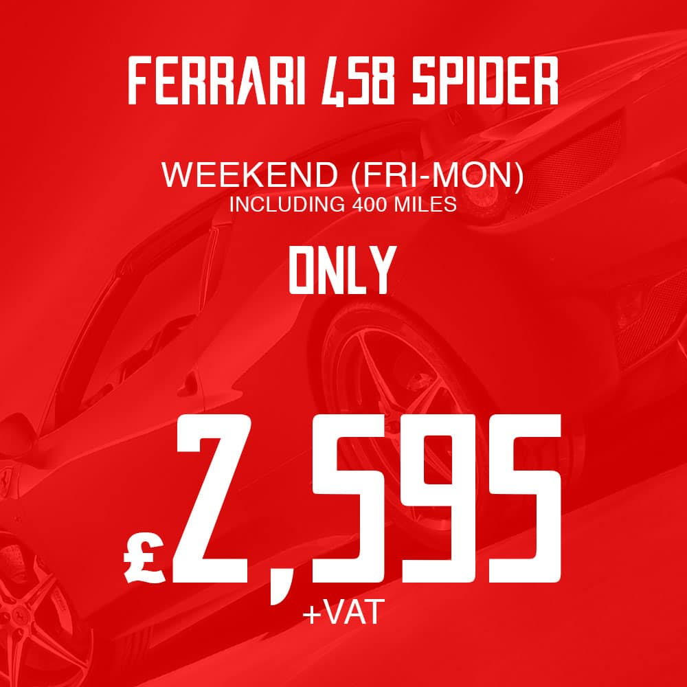 Ferrari, Lamborghini, Aston Martin & More