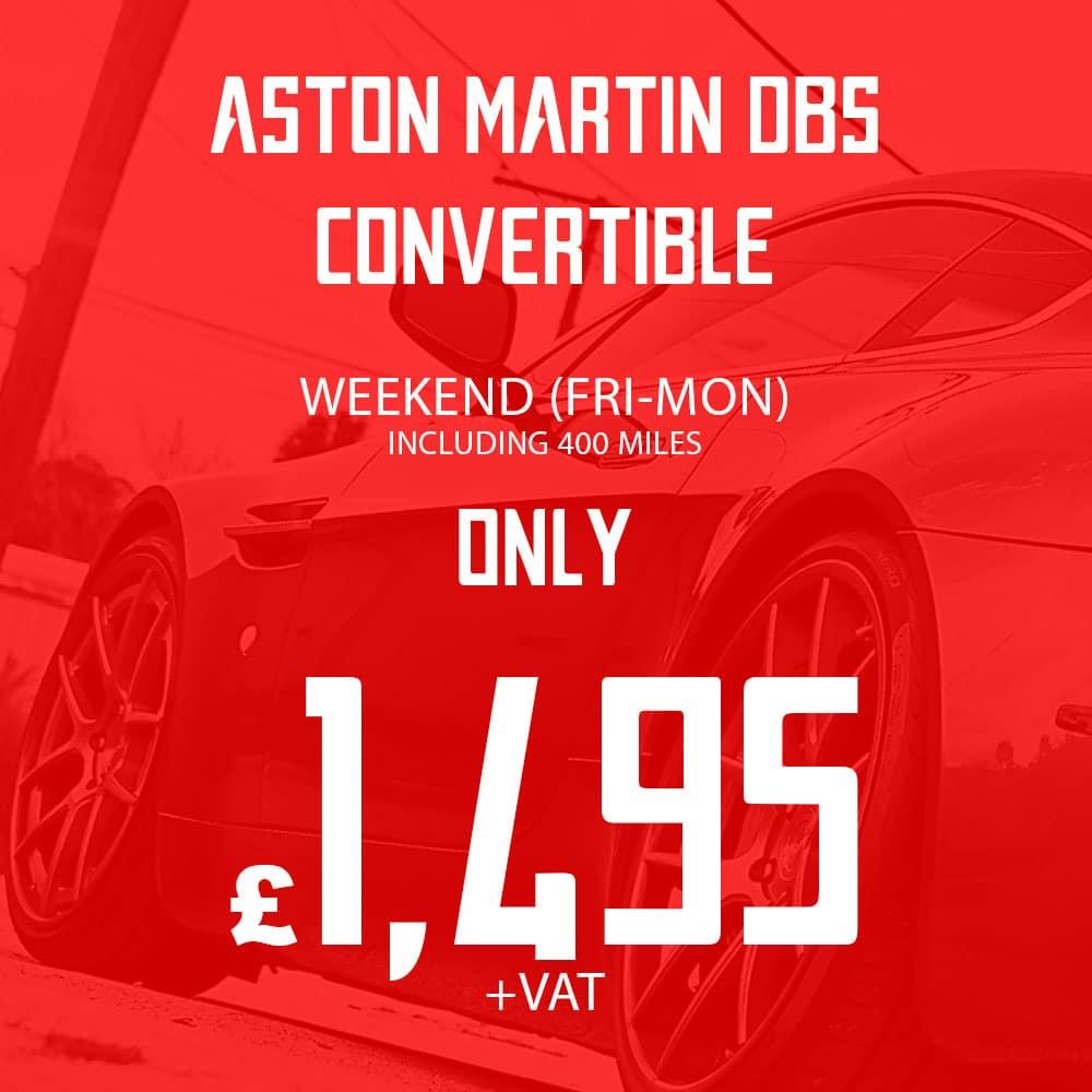 Supercar Hire UK - Ferrari, Lamborghini, Aston Martin & More